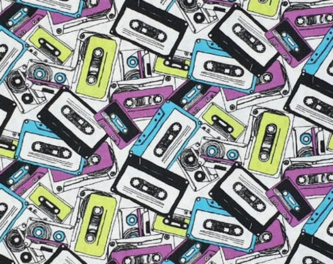 Bandana Bib XXS-XXL Days When All You Needed Was A Cassette Tape and a Boombox