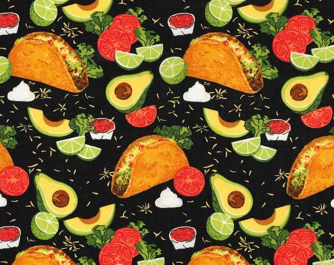 XXS-XXL Tacos; They're Not Just For Tuesdays Anymore Bandana Bib
