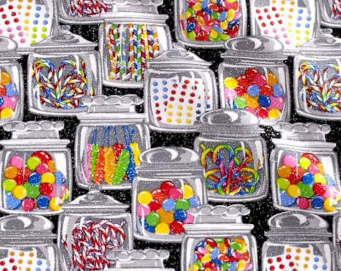 XXS-XXL Glittery Candy Store Jars Bandana