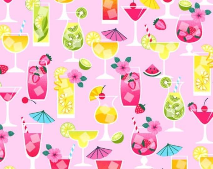 XXS-XXL Tropical Cocktails Bandana