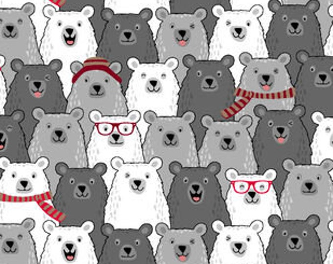 XXS-XXL Happy Bears Bandana