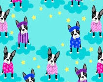 XXS-XXL Stylin' Boston Terriers Bandana