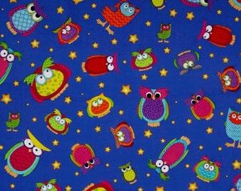 XXS-XXL Bright Owls Bandana