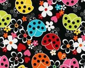 XXS-XXL Dotty Ladybug Bandana