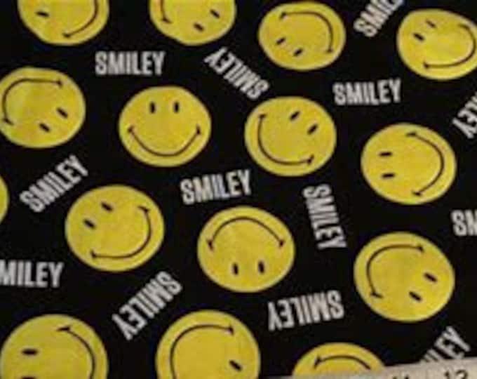 XXS-XXL Smiley Face Bandana