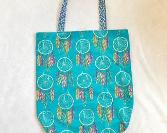 Fully Lined 16.5X18 Dreamcatcher Bag