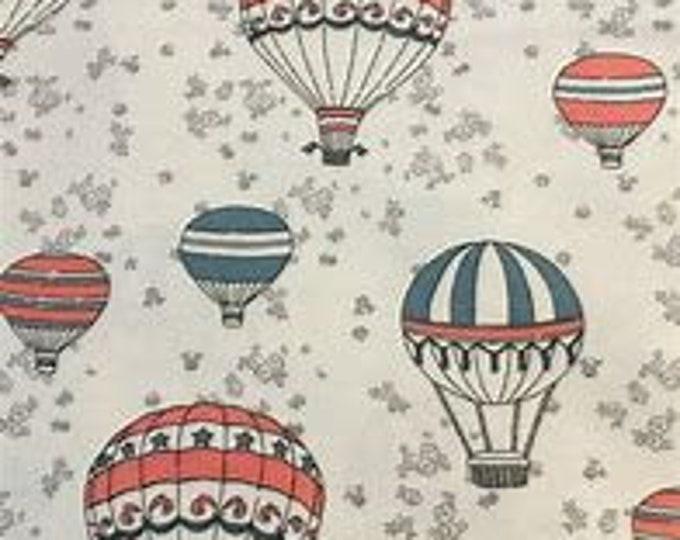 S-XXL Vintage Around the World in 80 Days Hot Air Balloon Bandana