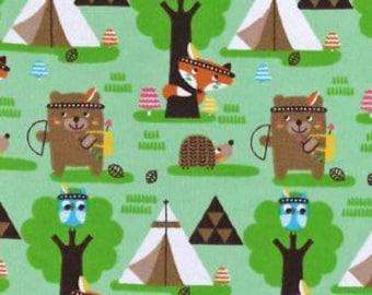 XXS-XXL Native American Critters Bandana....