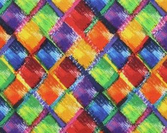 XXS-XXL Colorful Small Patchwork Bandana Bib