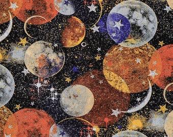 S-XXL Fly Me To the Moon and Let Me Play Among the Stars Bandana Bib