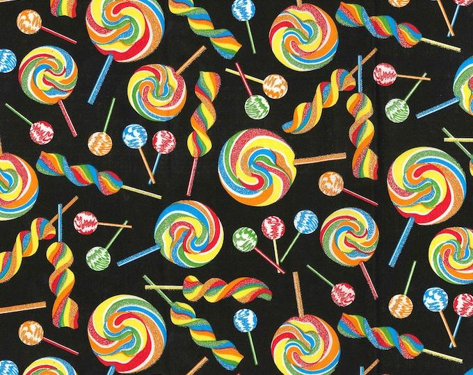 XXS-XXL Rainbow Glittery Candy Bandana