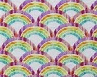 XS-XXL Candy Rainbows Bandana Bib