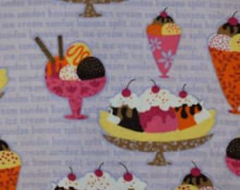 XXS-XXL Ice Cream Sundae Bandana