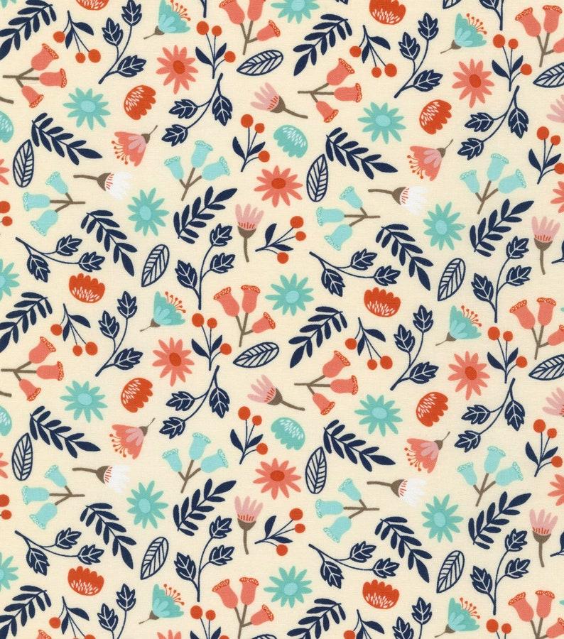 XXS-XXL Simple Earthy Floral Bandana
