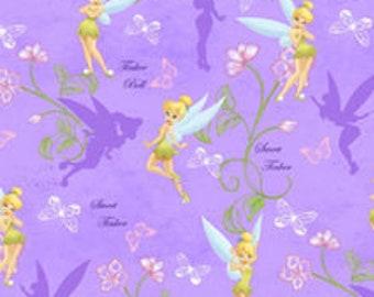 XXS-XXL Purple Tinker Bell Bandana