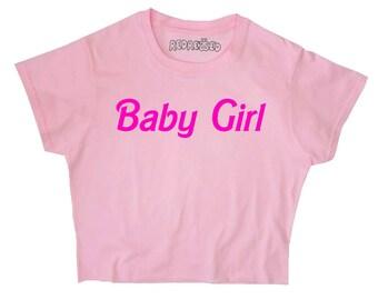 bf8803d5626aee FREE UK Shipping Baby Girl ∘ 90s Grunge ∘ Kawaii ∘ Pastel ∘ Crop Top ∘ Baby  Blue Pink ∘ Anime ∘ Womens Ladies ∘ S M L XL 2XL
