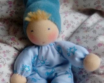 Julian, cuddle doll, Babies first doll