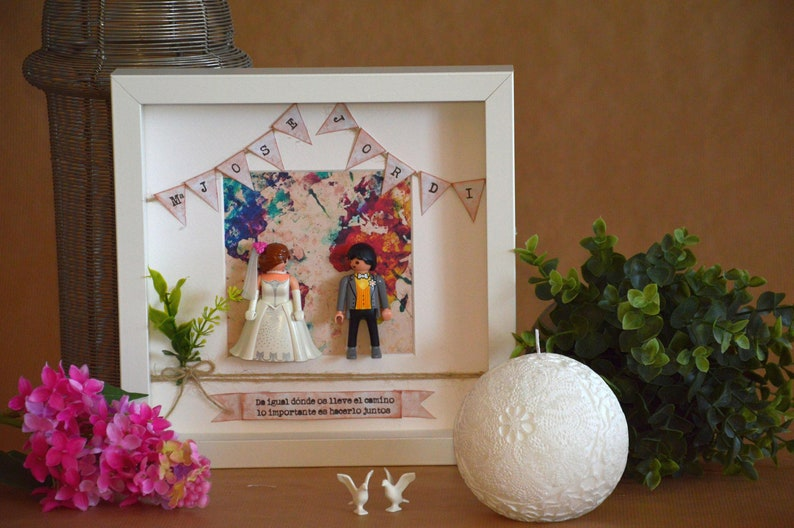 Picture brides and grooms playmobil wedding image 0