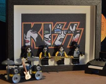 KISS #music #rockandroll Rock Music Chart