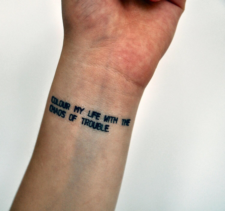 Tattoo indie Tattoo Clothing