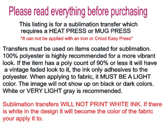 ready to press Craft supply smart ass colorful sublimation Transfer