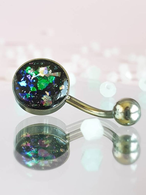50 Pcs Belly Button Navel Ring Bar Bars Body Piercing Jewellery Rings Makeup UK