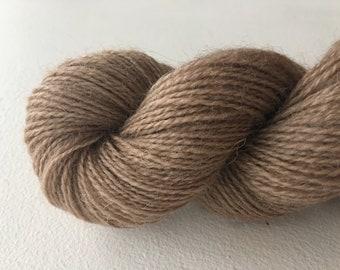 Fawn ~ Worsted Wool Yarn