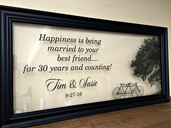 What Is The 30 Year Anniversary Gift 30 Years Wedding Anniversary