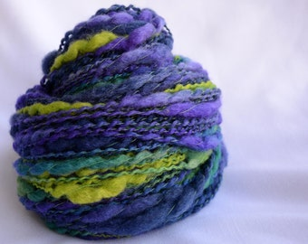 Midnight Garden Flame Yarn