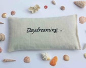 Aromatherapy Pillow, Lavender Eye mask, Migraine relief, Essential oil pillow, Meditation pillow, Scented eye mask, Cold eye mask.