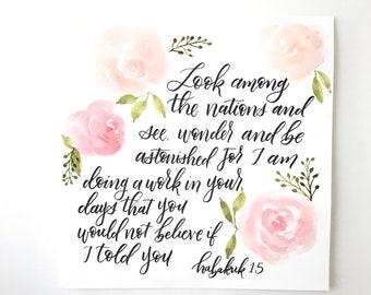 8x8 Habakkuk 1:5