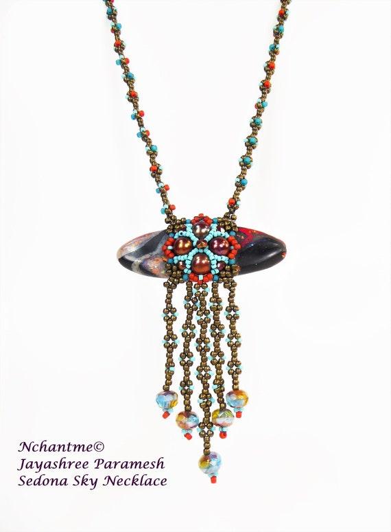 Sedona Sky Necklace Kit
