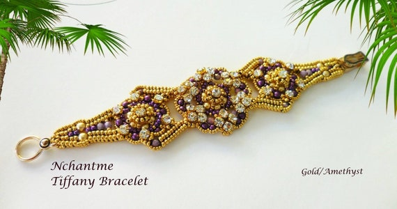 Tiffany Bracelet Tutorial Instant Download