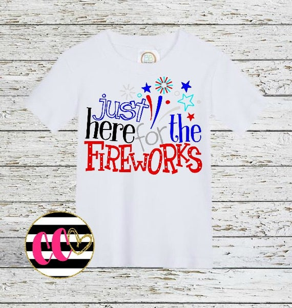 Baby Bodysuit 4th of July Gift for Boys Independence Day Fireworks Gift for Girls Red White /& Blue Keepsake Free to Sparkle