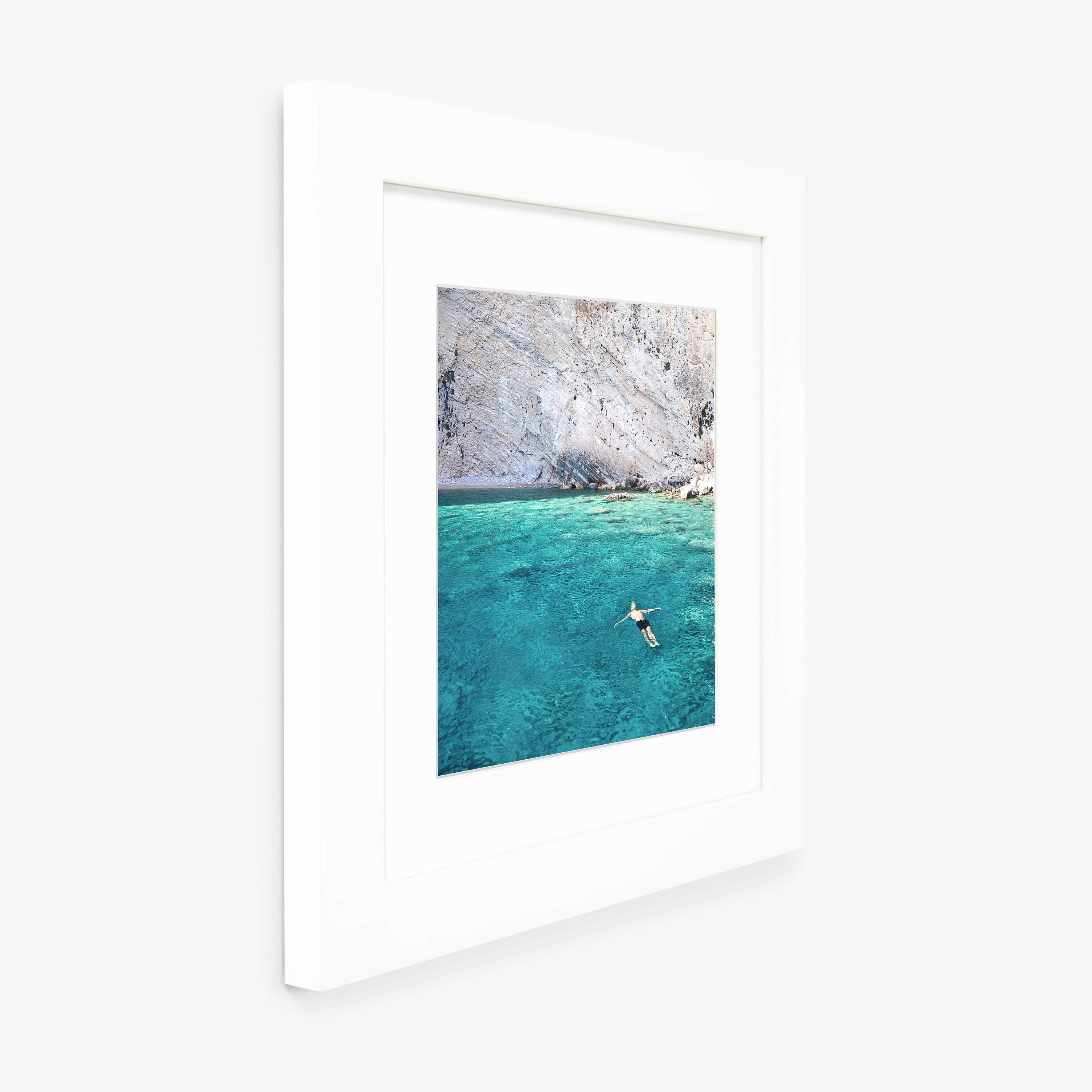 17x17 frame + your photo. Price incls print + frame, free shipping ...