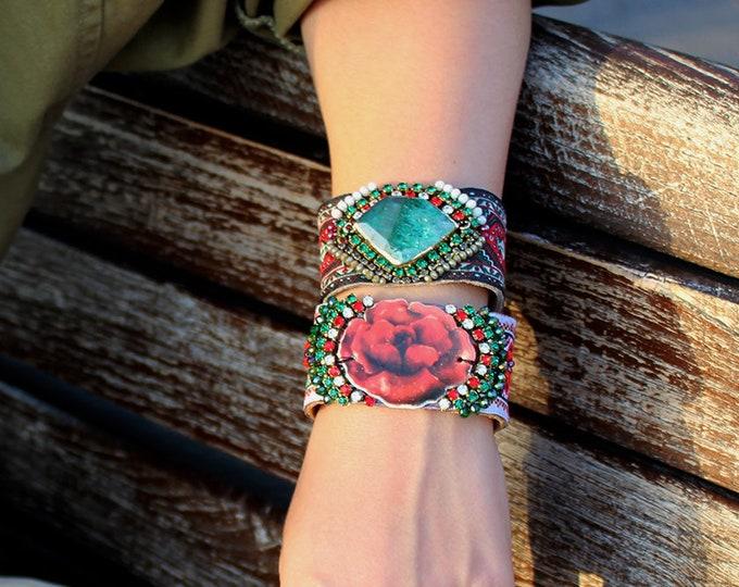 Druzy Stone Bracelets