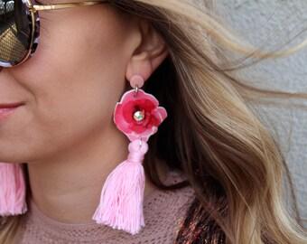 Acrylic Earrings 2018