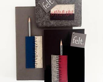 Wool Felt Sketchbook