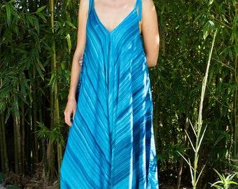 Turquoise jumpsuit | Etsy