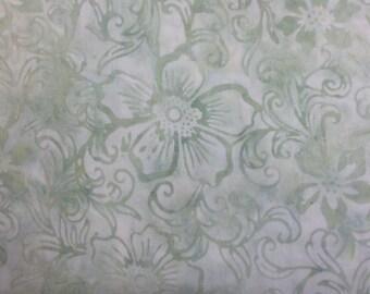 Timeless Treasures TONGA AIR Batik 100% Cotton Premium Fabric  - sold by 1/2 yard
