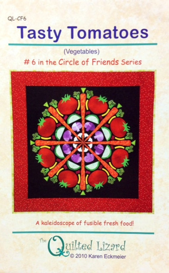 FABULOUS FLAMINGOES 7th in Circle of Friends Series Applique Quilt Pattern