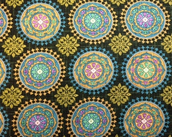 StudioE AUTUMN ELEGANCE - 100% Cotton Premium Quality Quilt Fabric - sold by 1/2 yard
