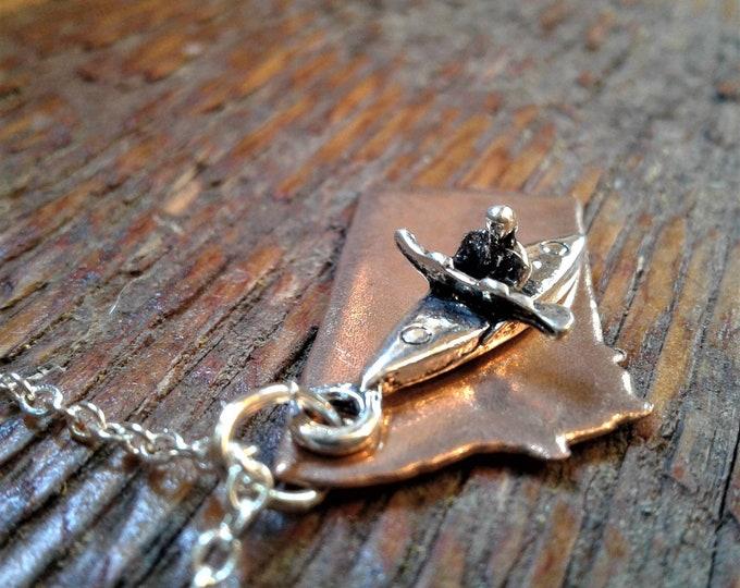 Bad Jenny Charming Montana Necklace