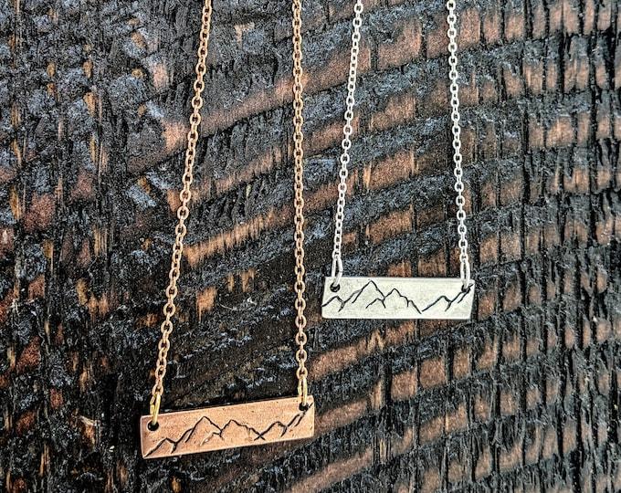 Bad Jenny Free Range Necklace