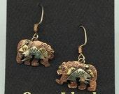 Baby Bear Earrings