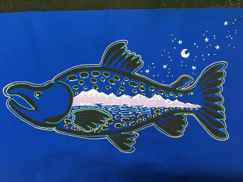 Scenic Salmon image 0