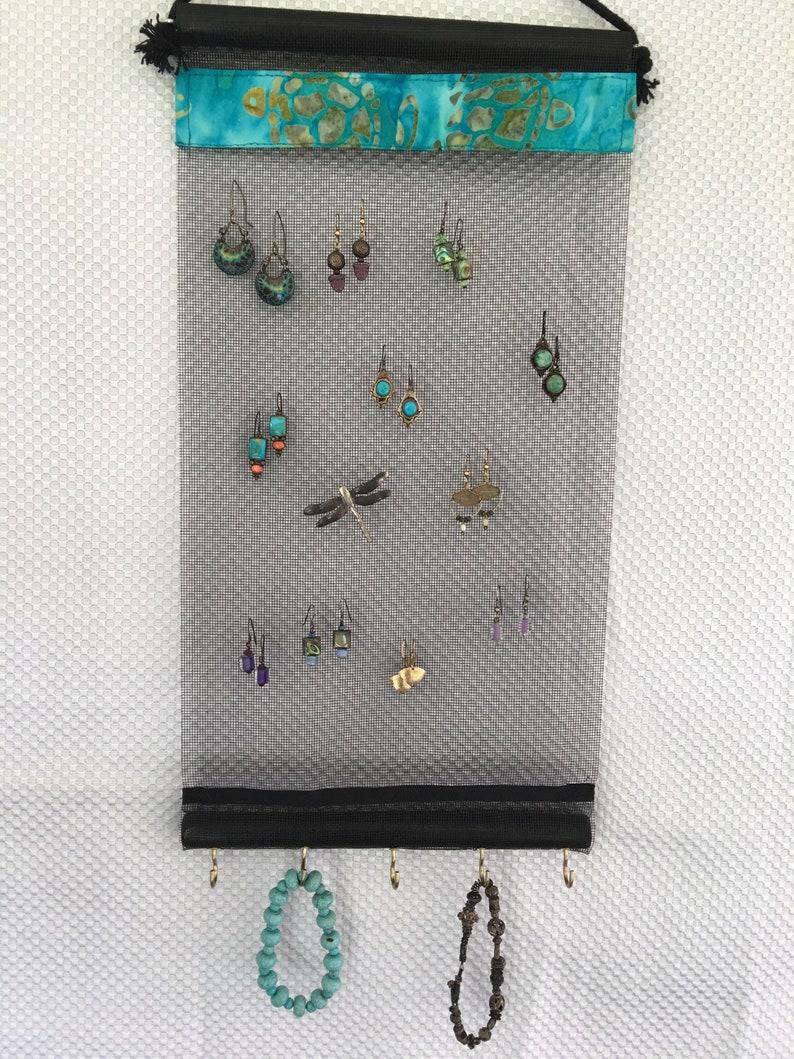 Quality handmade portable  jewelry holder image 0