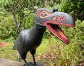 Transformation Raven