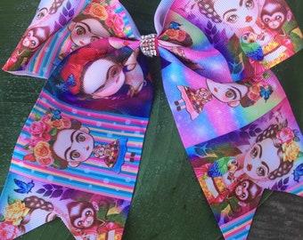 Baby headband concha conchitas frida mazapan skull bow pink vanilla green red christmas gift mexican