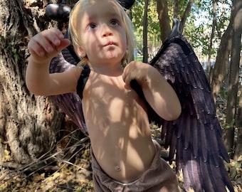 Child Moors unisex outfit Peasant boy shirt+pants, renaissance boy costume size 6+7+ 8+10/12+14/16 medieval child clothing eccentric child